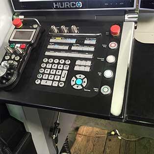 Hurco CNC Service - Mein Projekt