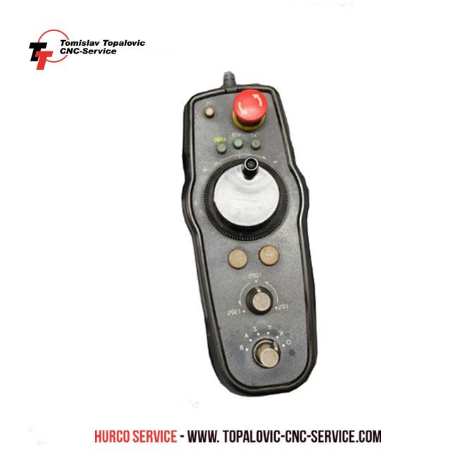 Hurco Handrad Ultimax 4 - Hurco Service